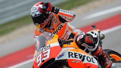 Márquez conquista el Gran Premio de Las Américas