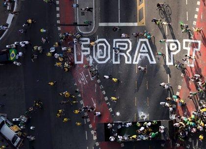 Las protestas contra Dilma Rousseff pierden fuelle