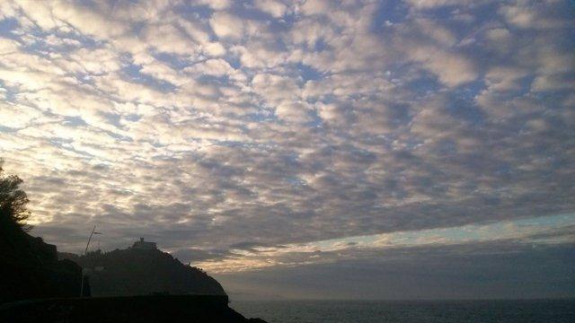 Aumento de las temperaturas y cielos poco nubosos para el comienzo de la semana