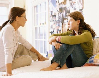 Cinco pasos para hablar con un adolescente