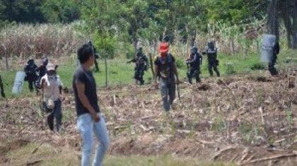 Un indígena muerto en enfrentamiento con la Policía en Colombia