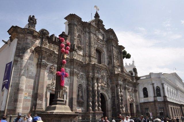 Iglesia de Quito