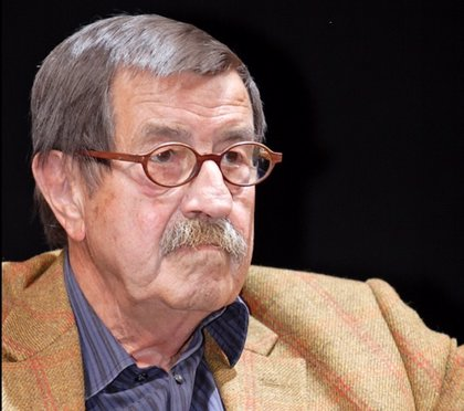 Escritor alemán Günter Grass muere a los 87 años