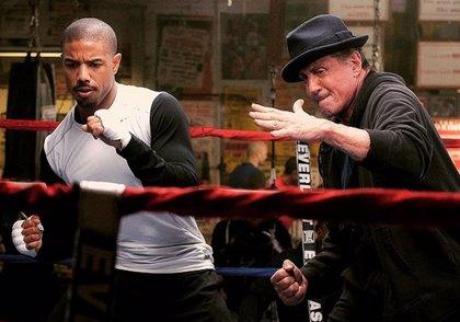 Sylvester Stallone lanza en Instagram la primera imagen de Creed, spin-off de Rocky