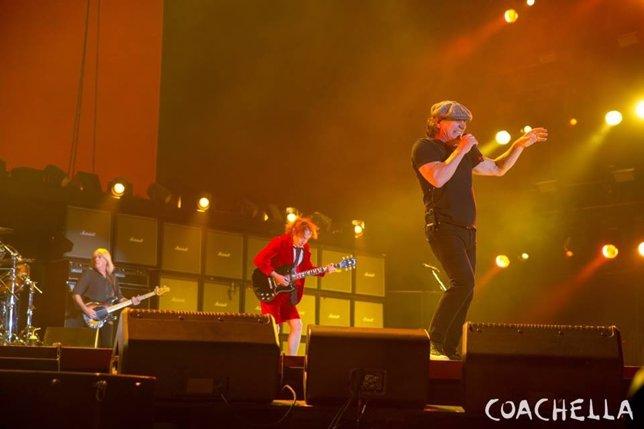 AC/DC en Coachella