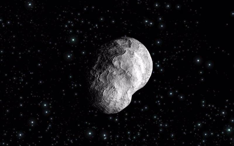 ¿Chocará contra la Tierra el asteroide 2012TC4 en octubre de 2017?