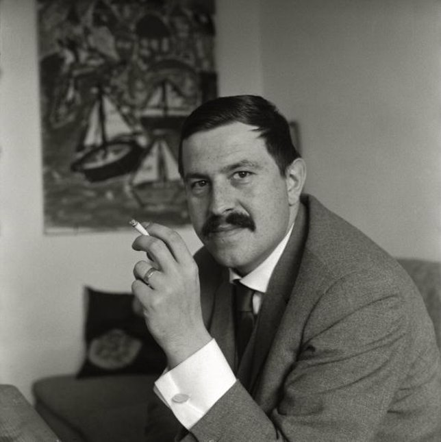 El escritor alemán Gunter Grass