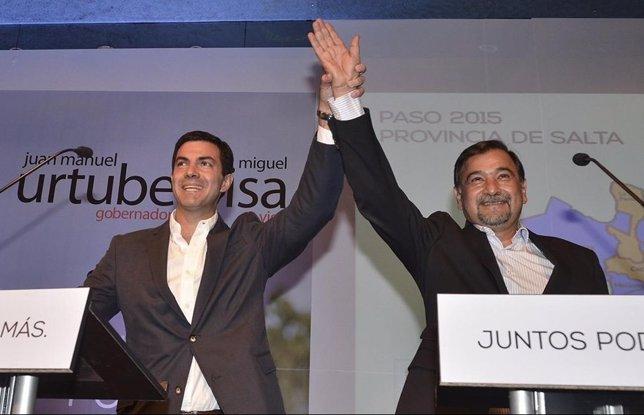 Gobernador de la Provincia de Salta