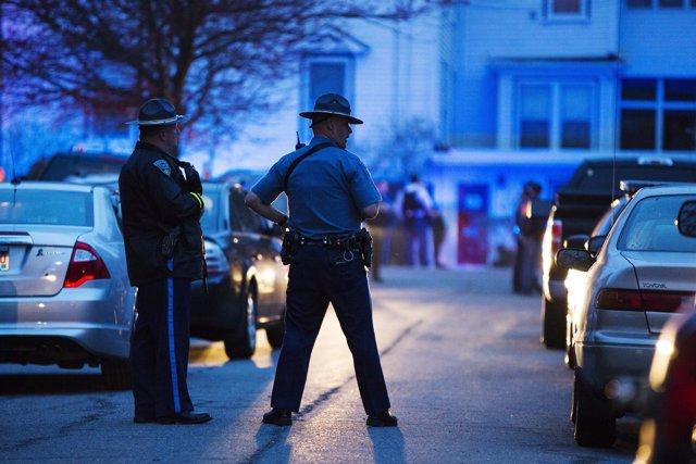 Policía EEUU atentado Boston