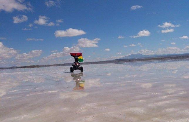 Rally Dakar pasará por Bolivia