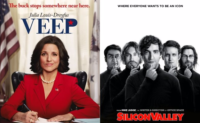 HBO renueva Veep y Silicon Valley