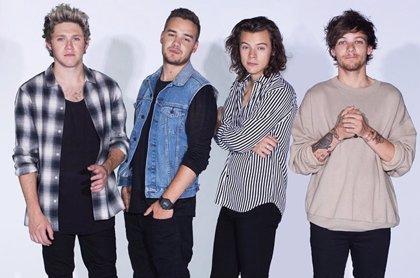 Primera foto promocional de One Direction sin Zayn Malik