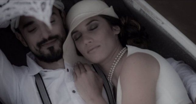 India Martínez y Abel Pintos en Corazón Hambriento