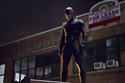 Daredevil: Así es el traje rojo de Charlie Cox