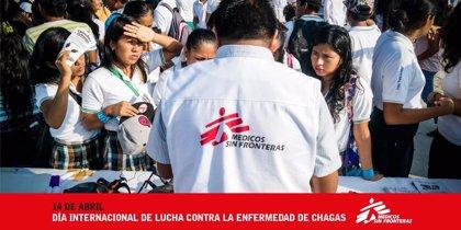 8 millones de personas padecen la enfermedad de Chagas en el mundo