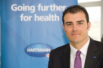 Marc Pérez Pey, nuevo vicepresidente mundial de Hartmann