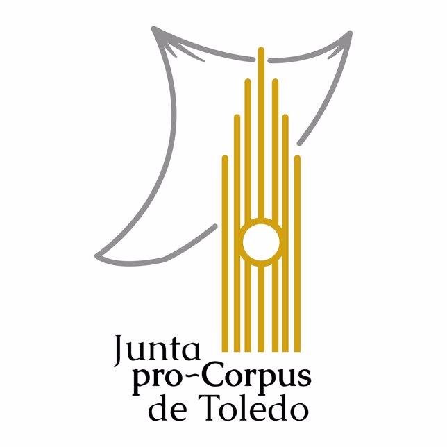 Logotipo Junta Pro-Corpus Toledo