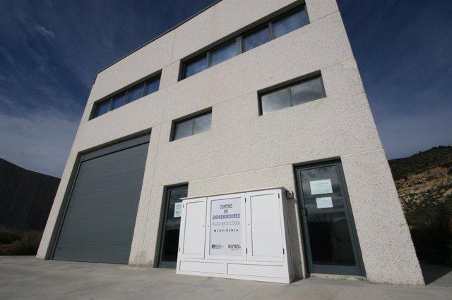 Centro de Emprendedores de Mequinenza (Zaragoza)