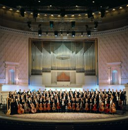 Concierto Orquesta Filarmónica de Moscú