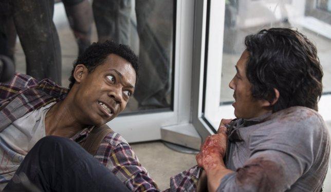 Un protagonista de The Walking Dead morirá en la temporada 6