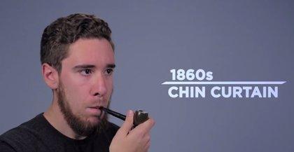 La historia de la barba en América, en dos minutos
