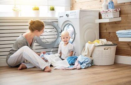 10 consejos para lavar la ropa del bebé