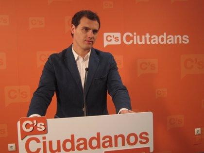 Albert Rivera, partidario de abrir el debate para legalizar algunas drogas