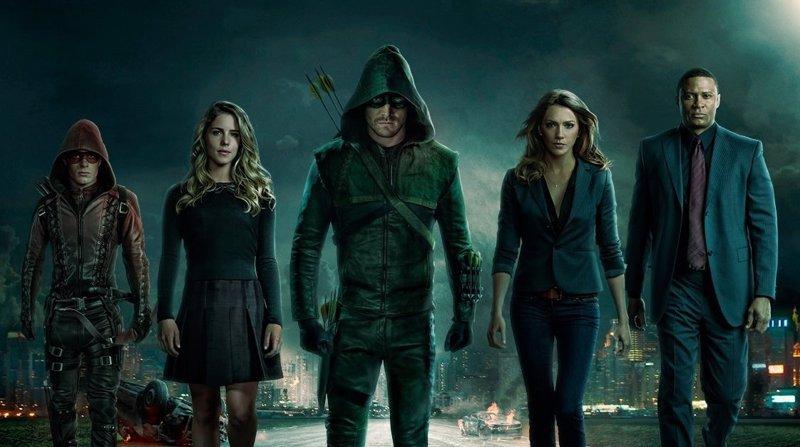 Arrow pierde a uno de sus protagonistas