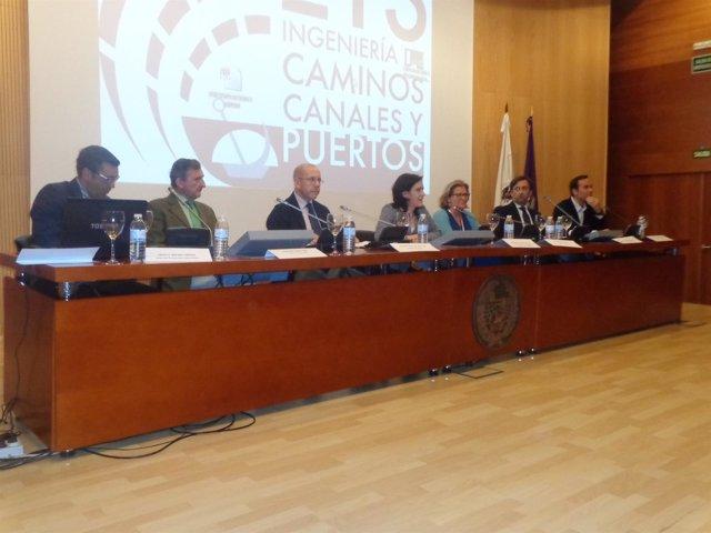 Jornada de la Mesa del Agua celebrada en Granada