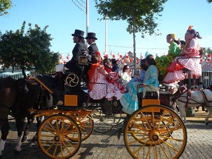 Cinco claves para ir a la Feria de Abril de Sevilla con niños