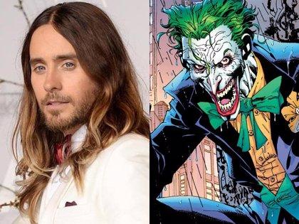 Suicide Squad: El selfie del Joker de Jared Leto