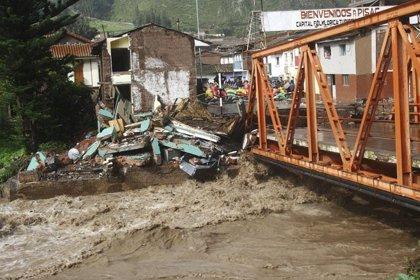Perú declara el estado de emergencia por inundaciones en el norte