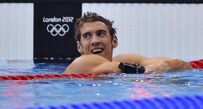 Phelps se queda fuera de la final de 400 metros libres de Mesa