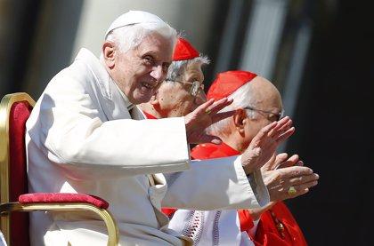 10 años de la elección de Benedicto XVI como Papa 265