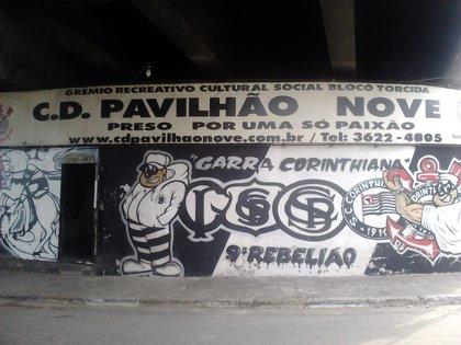 Mueren ocho personas en una de las sedes de la afición del Corinthians