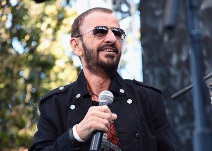 Ringo Starr entra en el Salón de la Fama del Rock and Roll