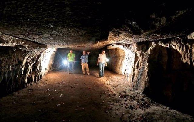 Túneles de SAn José del Guavire