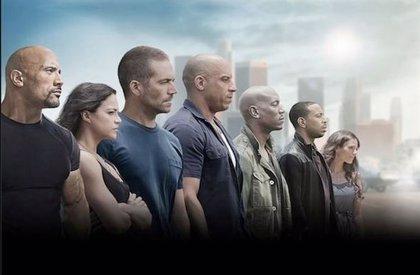 Fast and Furious 7 arrasa en la taquilla norteamericana