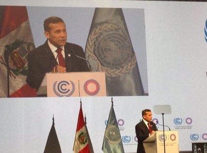 La aprobación al presidente Humala sube en abril tras el inicio del diálogo con opositores
