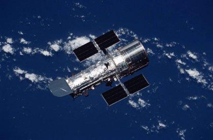 El telescopio Hubble cumple 25 años en órbita