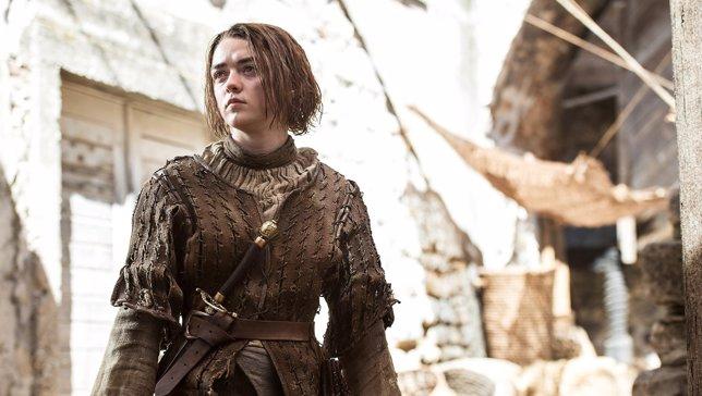 Maisie Williams - Arya (Juego de tronos)