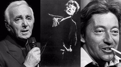12 grandes iconos de la música francesa