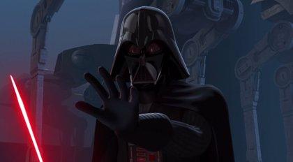 Darth Vader debuta en el tráiler de la segunda temporada de Star Wars Rebels