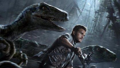 Jurassic World: Chris Pratt presenta su escuadrón velociraptor
