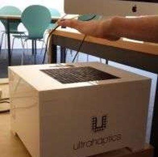 Ultrahaptics