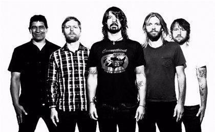 Escucha íntegro el EP inédito de Foo Fighters para el Record Store Day