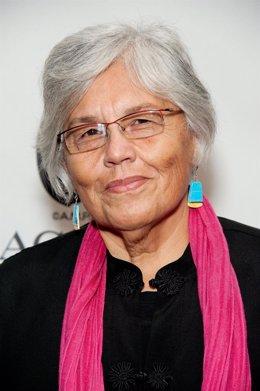 La cineasta mexicana Lourdes Portillo