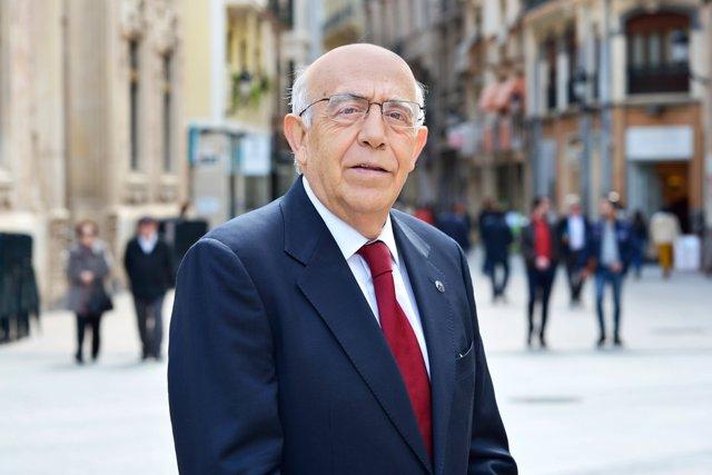 José Igancio Gras, candidato del PSOE de Murcia