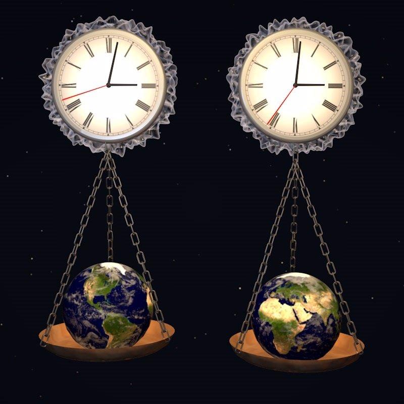 Logran mantener en hora un reloj por el tiempo pasado desde el Big Bang