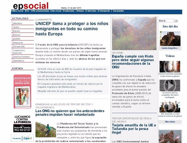 Web EPSocial